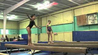 Sydney's Elite Training Video 2011