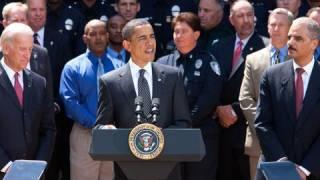 President Obama: Top Cops
