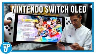 Dit is de Nintendo Switch OLED!