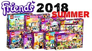 LEGO News: LEGO FRIENDS 2018 Summer Sets pictures