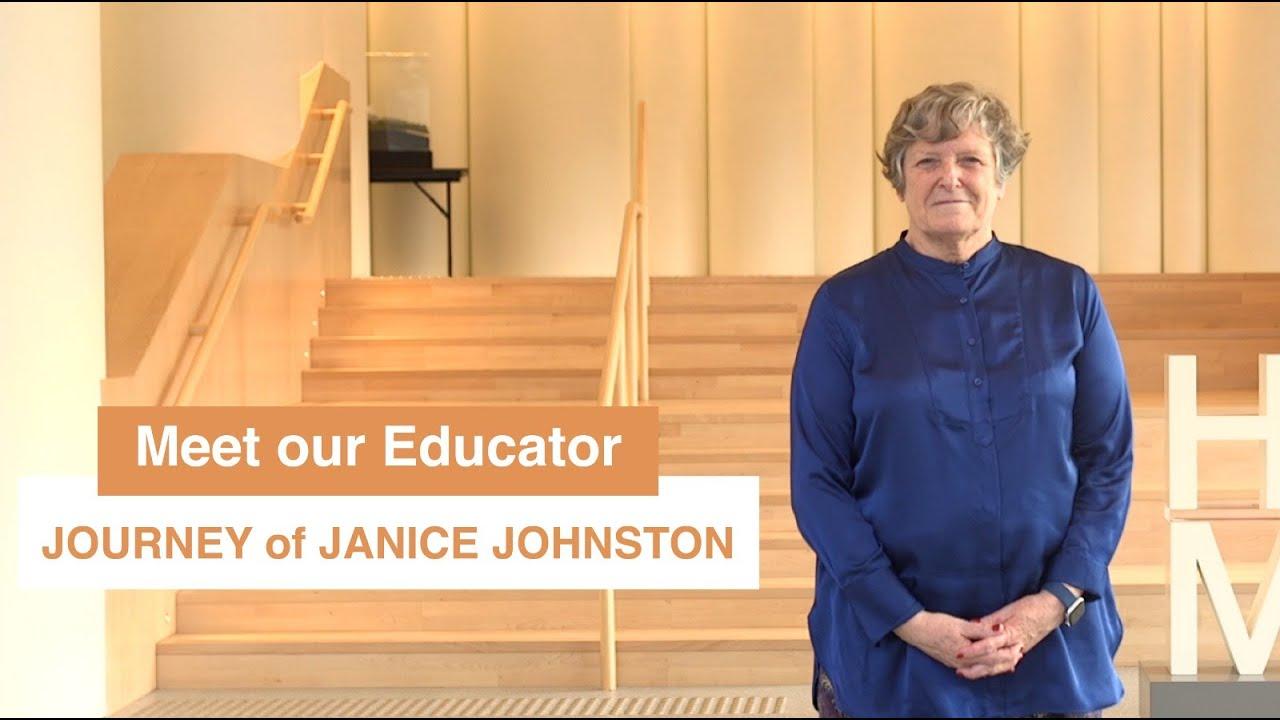 Meet our Educator – Journey of Janice Johnston 我們的教育家 - 莊臻寧