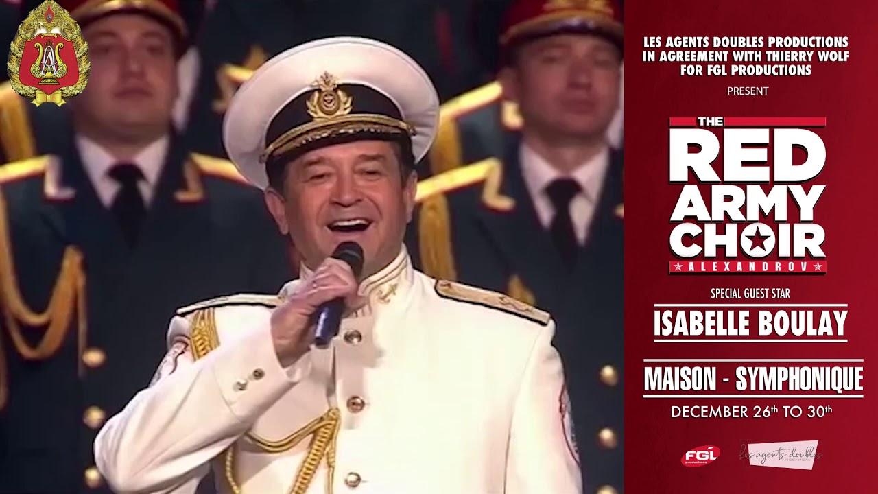 The Red Army Choir - redarmychoir com | redarmychoir com