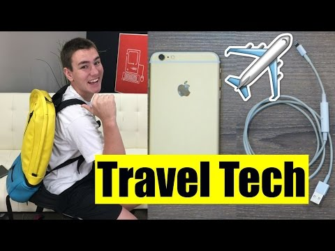Best Travel Tech and More!