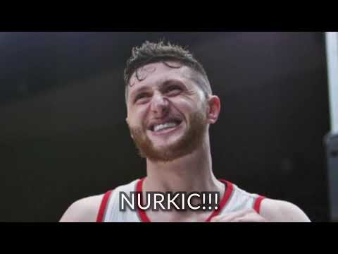 Rip City Drive with Travis & Chad - Chad Doing High On Laughing Gas Talking Jusuf Nurkic And Puppy Schotz