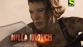 Resident Evil: The Final Chapter | Only On Sony PIX |  Watch In HD