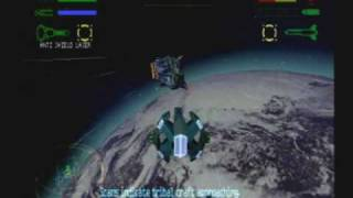 Colony Wars: Vengeance - Escort Duty (PlayStation)