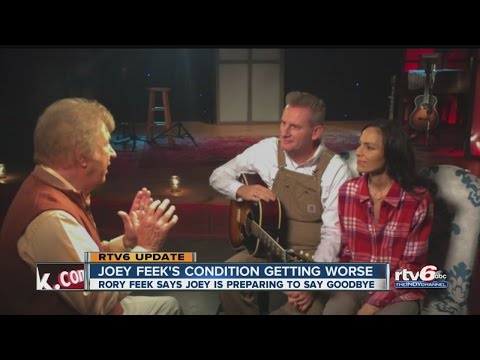 Joey Feek's condition getting worse