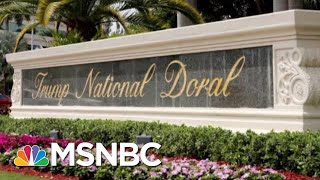 Mick Mulvaney Announces Impeachable Offense Trump Plans To Commit | The Last Word | MSNBC
