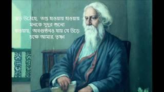 Chokkhe Amar Trishna - Rabindra Sangeet