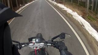 FIRST SPRING RIDE SACHS X-ROAD 2016
