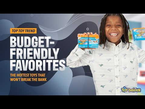 Toy Insider Top Toy Trend 2020: Budget Friendly Favorites