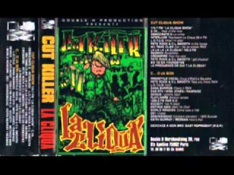 Cut Killer Show Mixtape #11 La Cliqua