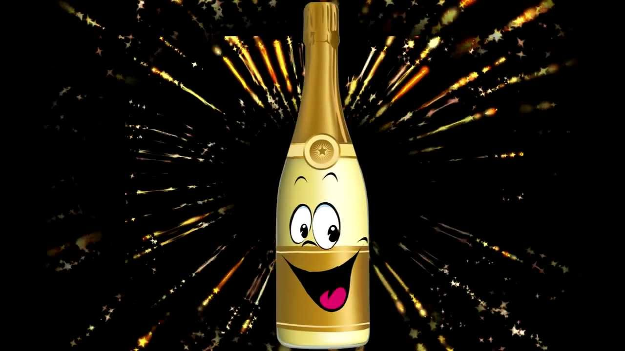 прикольные картинки шампанского важнейшая деталь