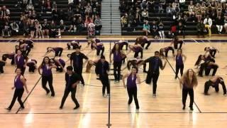 Sequoia Showcase Advanced Dance - Latin Dance
