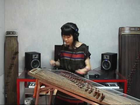 Joe Satriani - Starry Night Gayageum Ver. by LUNA
