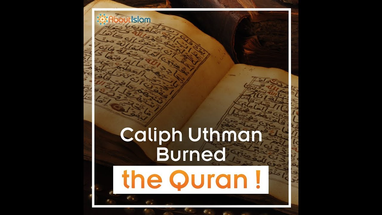 In 2 Minutes    Story of Caliph Uthman's Quran | About Islam