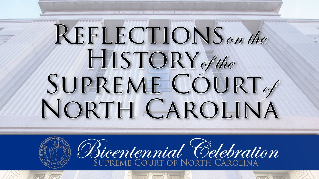Supreme Court | North Carolina Judicial Branch