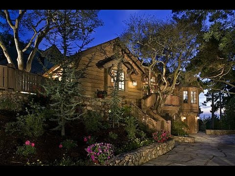 CarmelCalifornia StorybookFairytale CottagesJoe Sample YouTube - 15 epic homes that look like they came straight out of a fairytale