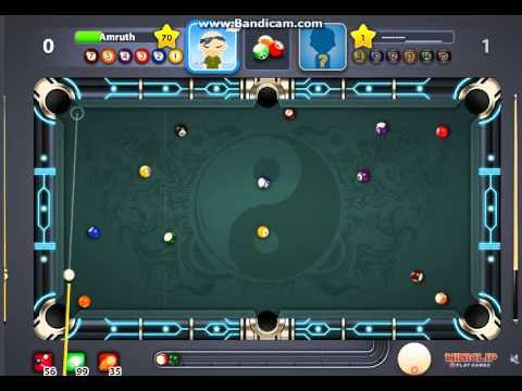 8 Ball Pool Multiplayer Trick Shot 2! - YouTube