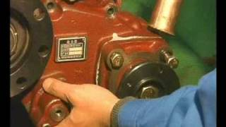 Dismanting methods for RT 11509 twin countershaft transmission   HOWO B Chapter 3(HOWO B. Разборка и сборка трансмиссии RT-11509. Часть 3. На английском языке. http://www.carsandothers.tk/ - parts catalogs for china's cars and trucks., 2010-05-12T05:49:17.000Z)