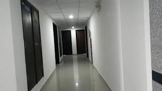 Hành lang căn hộ Depot Metro Tham Lương   Nhà Xanh Residence
