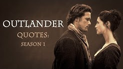 Outlander Quotes: Season 1