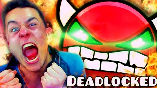 Geometry Dash | DEADLOCKED VS GREFG!