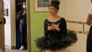 Cardi B Attempts BALLET and Other Challenges in New Reality Show!