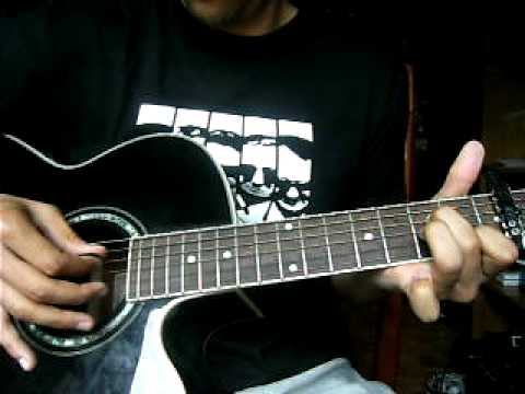 Air - Alone In Kyoto cover acoustic guitar