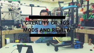 Скачать Creality CR 10S Mods And Review