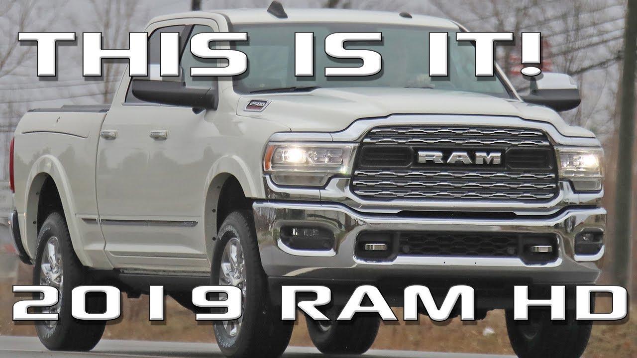UPDATED: Next Generation Cummins To Get CGI Block? - 5th Gen Rams