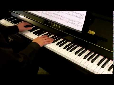 ABRSM Piano 2015-2016 Grade 6 C:2 C2 Villa-Lobos Carangueijo (The Crab) By Alan