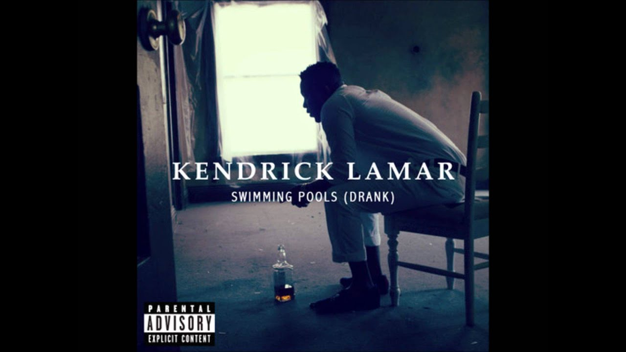 Kendrick Lamar Swimming Pools Drank Official Instrumental Youtube