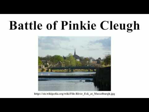 Battle of Pinkie Cleugh