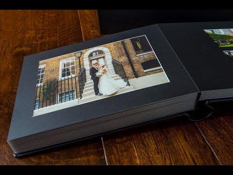 Graphistudio Matted Album by gavin conlan photography