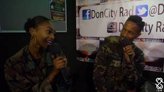 Top Of Di Morning Show - @DDOUBLEE7 Talks about Jackum, @grimeoriginals New Music