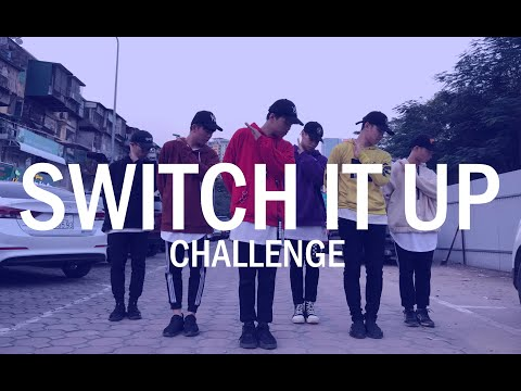 Switch it Up Challenge :: Lavaado :: LeBleu