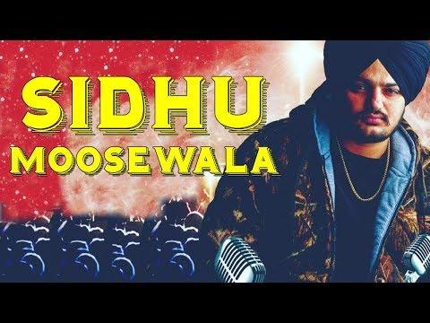 SIDHU MOOSE WALA Biography in Hindi | INDIA TOUR | Success Story | Struggle Story in Hindi