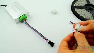Соединительный кабель JST Connector 4pin 1 jack Mother