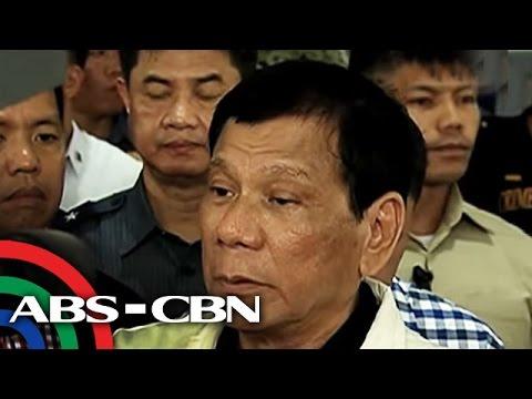 Pangulong Duterte, makikipag-areglo sa Mighty Corp.?