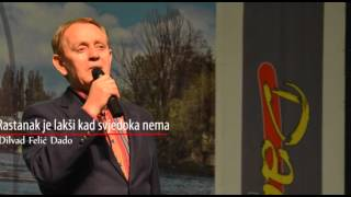 Kemal Malovcic - Rastanak je laksi kad svjedoka nema - (Audio 2016)