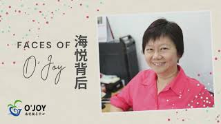 She founded O'Joy to provide counselling to elderly | Faces of O'Joy