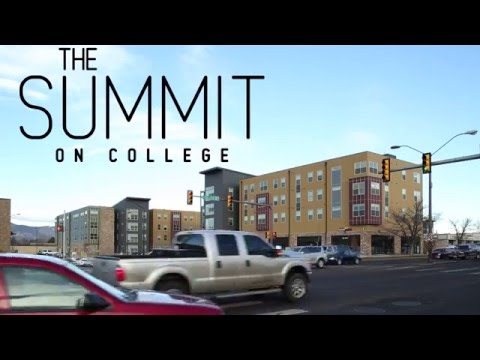 Apartments in Fort Collins, Colorado – The Summit on College (Colorado State University)