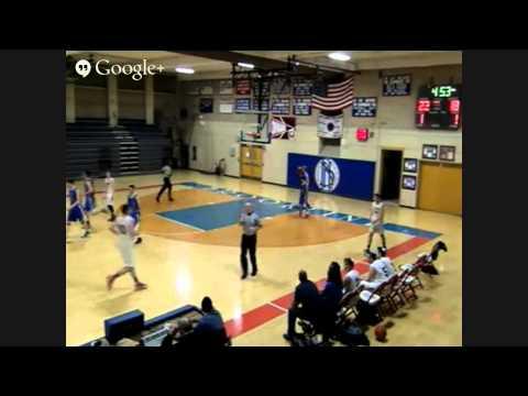 2015 Game 10: Beren Academy V.S. Columbus Torah Academy