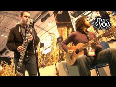 Interview de Max Pinto sur Music & You Salon de la Musique 2010 Paris