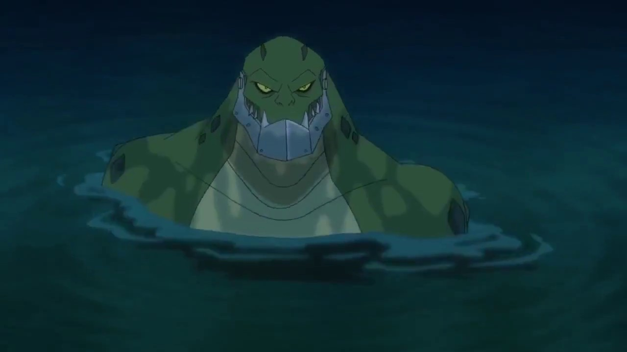 Animal Instincts 3 Full Movie killer croc vs green arrow (batman unlimited: animal instincts)