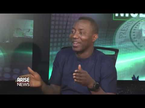 NANS cannot 'give' President Buhari 20 Million votes - it's a Scam - Sowore
