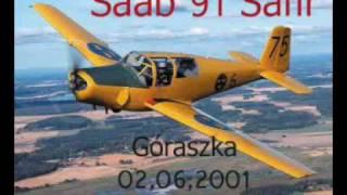 Saab 91 Safir Góraszka 02.06.2001
