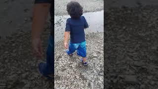 My son 1er camping in Delaware 2018