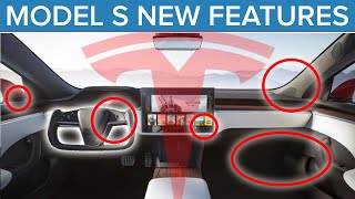 15 NEW Tesla Model S Features